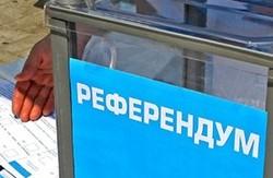 КВУ: «Референдум» у Луганську та Донецьку - профанація