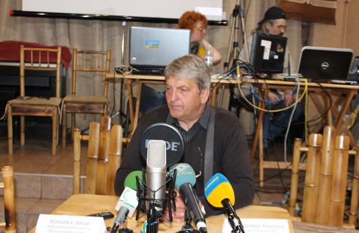 Євген Шаповалов розповів, що діється на Донбасі
