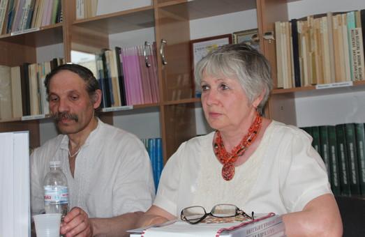 Нащадок роду Каразіних презентувала нову книгу про знамениту родину