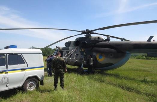 Під Слов'янськом терористи збили український вертоліт