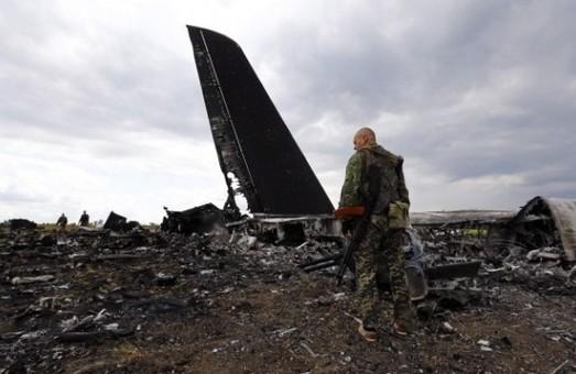 У Луганську терористи збили український літак. Загинули 49 військових (ФОТО, ВІДЕО, СПИСОК ЗАГИБЛИХ ПОІМЕННО)