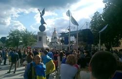 У Харкові концертом відмітили День Конституції (ФОТО)