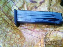 Під Харковом затриманий водій, який перевозив зброю (ФОТО)