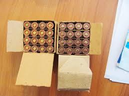 У квартирі харків'янина міліція знайшла склад боєприпасів