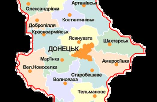 ОДА: У Донецькій області за добу загинуло 19 людей, 31 поранено