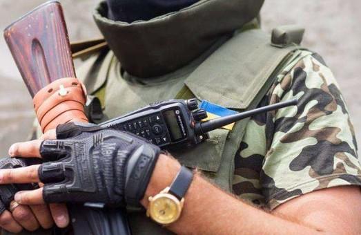 Колона терористів, яка прорвалась до Савур-Могили, була знищена силами АТО