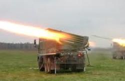 Нові удари по Луганським територіям