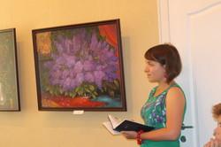 В галереї «Мистецтво Слобожанщини» презентували фільми, присвячені 170-ій річниці Іллі Рєпіна