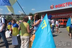 «Харків без Гепи, а значить – без війни»: майданівці вимагали відставки Геннадія Кернеса