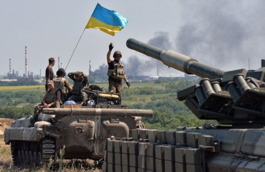 Партія розвитку закликає припинити бомбардування Донбасу