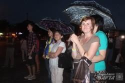 На площі Свободи пройшло недільне віче
