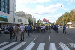 В Харкові відбувся «антигепівський» марш (фото)