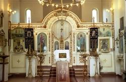У Донецькій області в храм потрапив снаряд