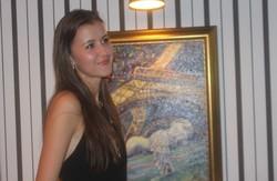 В Харкові відкрилася виставка Аліни Ільяш «Звуки Цвета»
