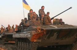Українські війська на Донбасі перегрупувалися і перейшли до активної оборони — РНБО