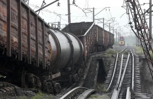 «Укрзалізниця» оцінила збитки від дій бойовиків у 900 млн гривень