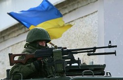 Поблизу Стаханова на Луганщині бойовики обстріляли позиції сил АТО
