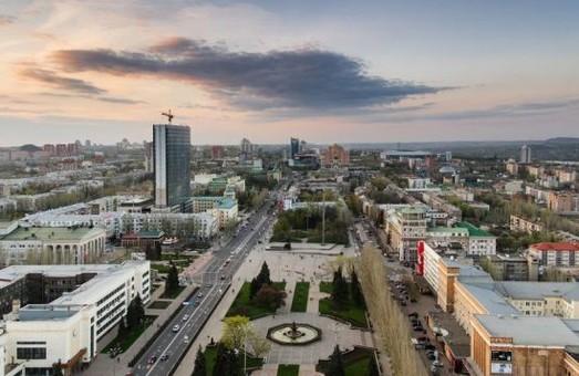 У Донецьку чути вибухи в районі селища шахти «Трудівська»