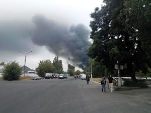 Донецьк 19 вересня: під обстрілом вже чотири райони міста