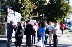 Екологи з ГО «Зелений фронт» виступили проти незаконної забудови у Саржиному Яру