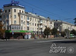 Обстріляні будівлі і згорілий ринок - як існує Луганськ сьогодні