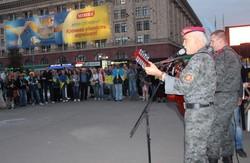 В Харкові пройшло недільне віче з концертом та промовами
