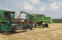 Хід осінньо-польових робіт у Харківській області