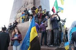 В Харкові знесли пам'ятник Леніну (фото)