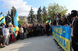 Харків – це Україна: в місті пройшла акція в підтримку єдності держави (фото)