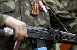 На Луганщині бойовики з танками штурмували блокпост нацгвардійців