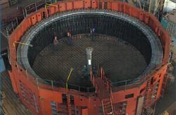 «Електроважмаш» взяв участь в ремонті турбогенератора на ТЕС «Аксу»