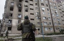"""Бойовики з """"Градів"""" обстріляли Донецьк"""