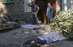 У Донецьку під час артобстрілу загинув мирний житель, пошкоджено будинки