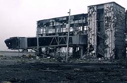 Бойовики обстріляли 2 населених пункти і штурмували аеропорт