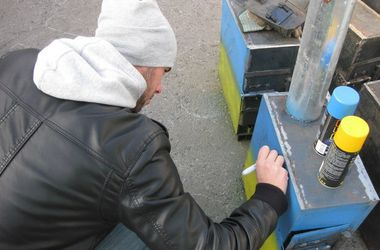 Харківські студенти зробили для військових унікальні грубки