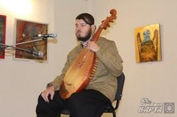 В Харкові співали героїчних кобзарських пісень