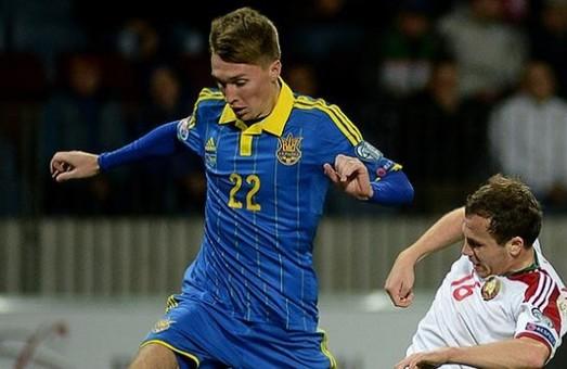 Збірна України обіграла Македонію у матчі відбору Євро