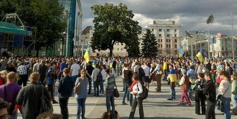 Ми зробимо все, щоб не допустити провокацій під час заходів, які пройдуть у Харкові в день Покрови Пресвятої Богородиці. Євген Ярошенко