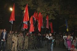 Марш в честь героїв УПА в Харкові