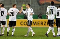 Молодіжна збірна України програла Німеччині в заключному матчі відбору Євро