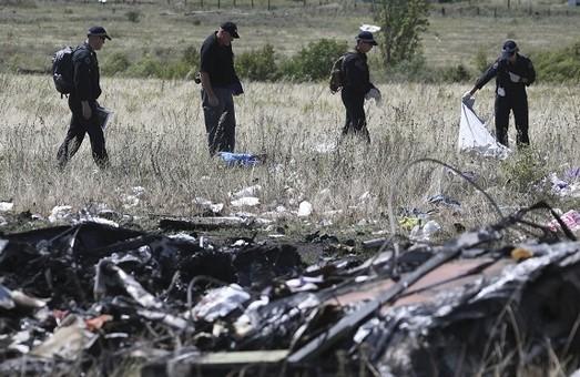В Харківську область прибув вантаж з особистими речами загиблих пасажирів Боїнга рейсу «МН17»