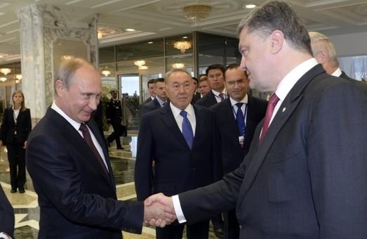 Порошенко сьогодні проведе ще одну зустріч з Путіним - ЗМІ