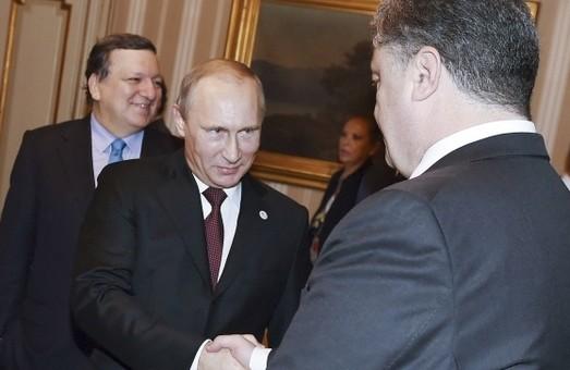 Порошенко і Путін домовилися про початок закриття кордону – АП