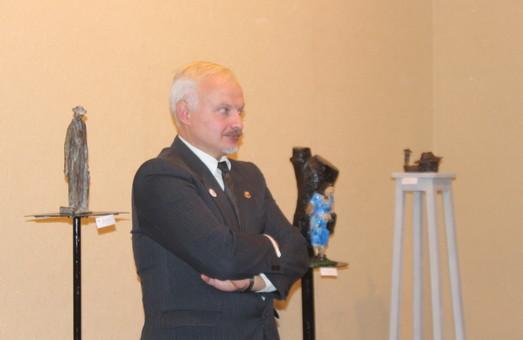 В галереї «Мистецтво Слобожанщини» пройшла остання лекція за творчістю Толкієна