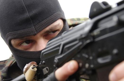 Харківський спецназ готується відбивати атаку російських найманців (відео)