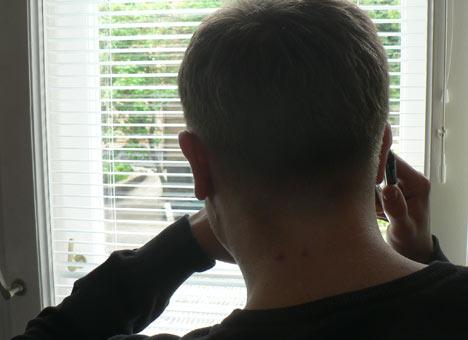 У Харкові затримали більше 10 телефонних шахраїв (ВІДЕО)