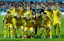 Збірна України з футболу ввійшла в Топ-20 світового рейтингу