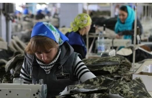 Засуджені жінки із зони АТО шиють в Харкові військову форму