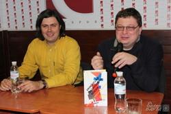 В книгарні «Є» презентували збірку авангардної поезії