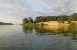 У водосховищі на Харківщині знайшли скелетований труп